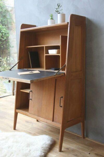 mueble elegantes moderno con escritorio rebatibles