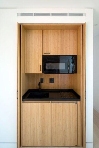 mueble kitchenette
