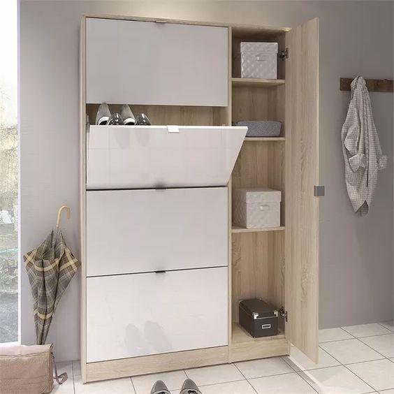 muebles estrechos ideal para pasillos angostos