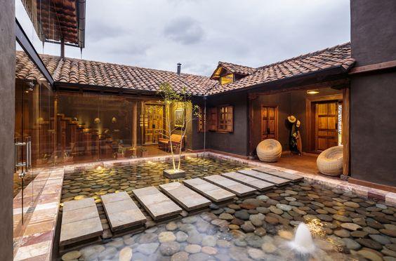 patio moderno estilo jpones