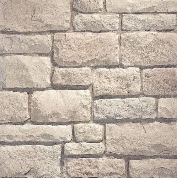piedra tipo ladrillo