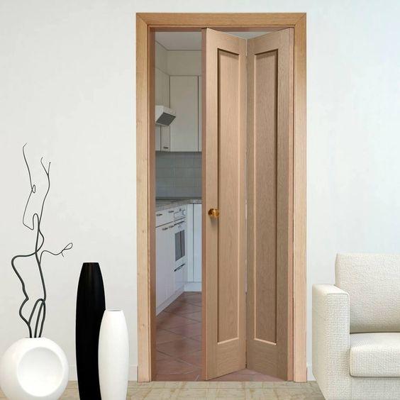 puerta para cocina plegable corredera