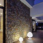 revestiemiento exterior de piedras rustico moderno