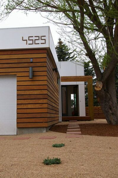 revestimiento de madera para exterior