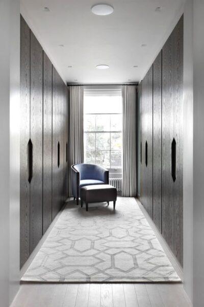 vestidor minimalista moderno grande y fino