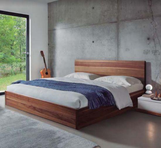 camas minimalistas modernas
