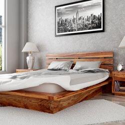 camas rusticas modernas