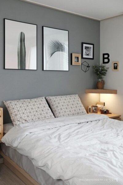 ideas apra cuartos matrimoniales pequenos