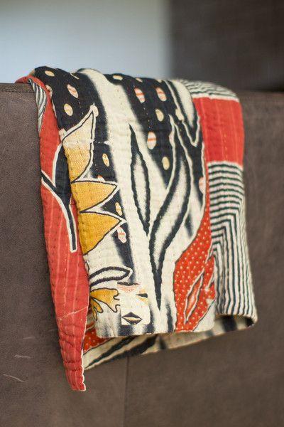 manta estilo hidu para sofa