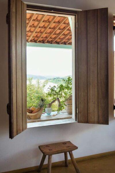 ventanas simples estilo vintage