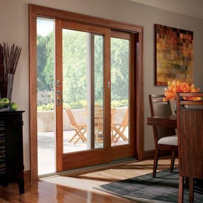 ventanales de madera corredizos