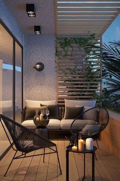 piso terraza o balcon de pvc simil madera