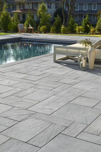 pisos de piedra laja para patios