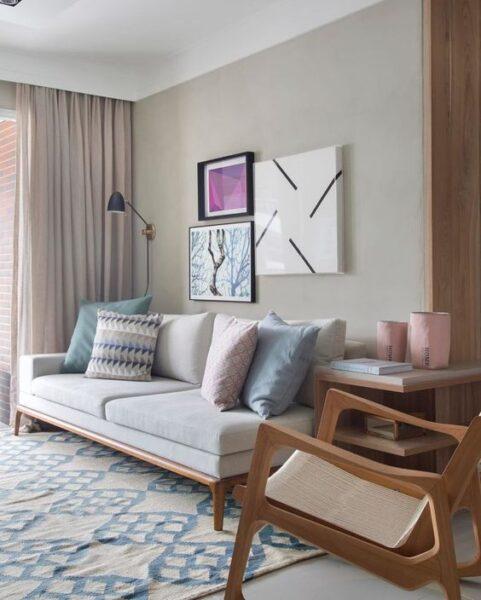 sillones apra sala de estar pequena