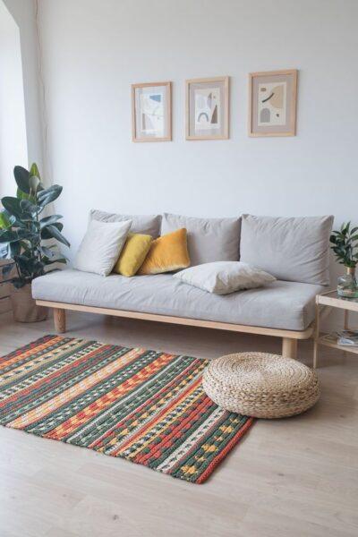 sofa para living chico