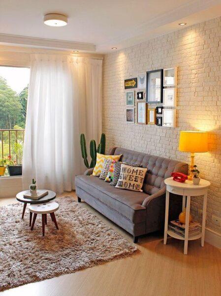 sofa para living pequeno